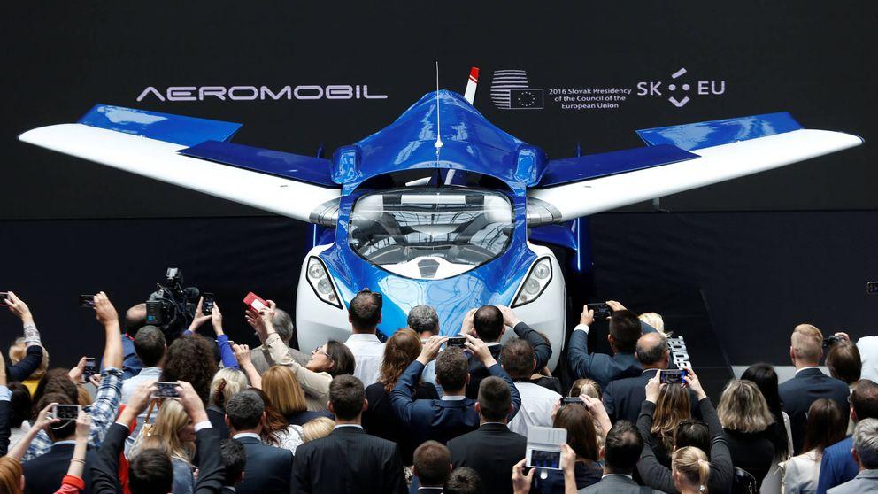 Coches voladores y compactos: así será el futuro sobre cuatro ruedas