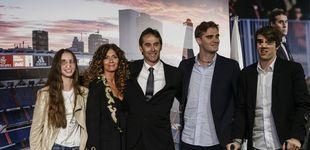 Post de La familia de Julen Lopetegui, su mejor apoyo en los momentos difíciles
