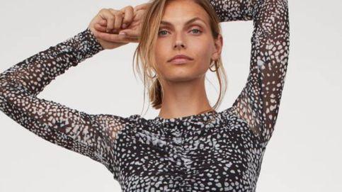 ¿Hoy te sientes más lady o más roquera? No importa porque este vestido de H&M es la solución