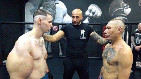 El humillante debut del 'Popeye ruso' en las MMA: no dura ni un asalto