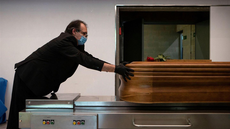 Los trabajadores podrían estar a puestos a estas sustancias (EFE/Enric Fontcuberta)