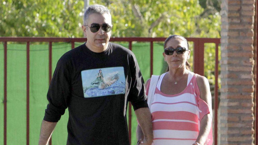 Foto: Agustín Pantoja junto a su hermana Isabel