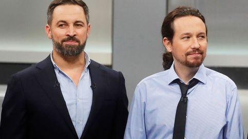 Contra la prensa: cuando Podemos y Vox comparten trinchera