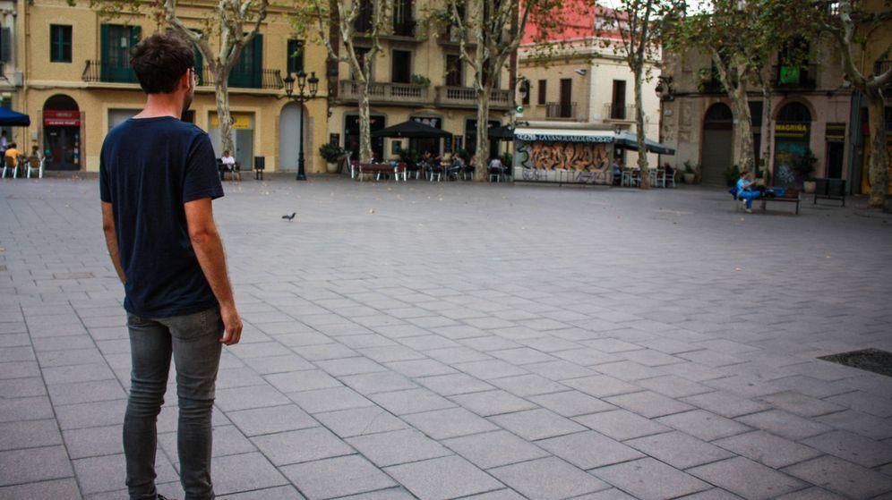 Foto: Carlos,  madrileño y publicista de 28 años, se trasladó a Barcelona por trabajo. (A.V.)