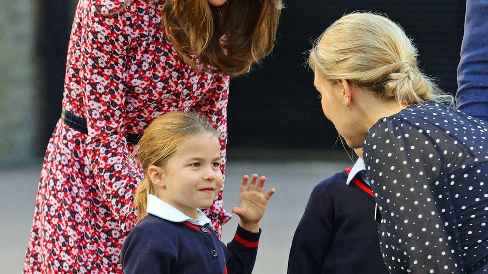 Kate Middleton se pasa al rubio para darle la bienvenida a la agenda otoñal