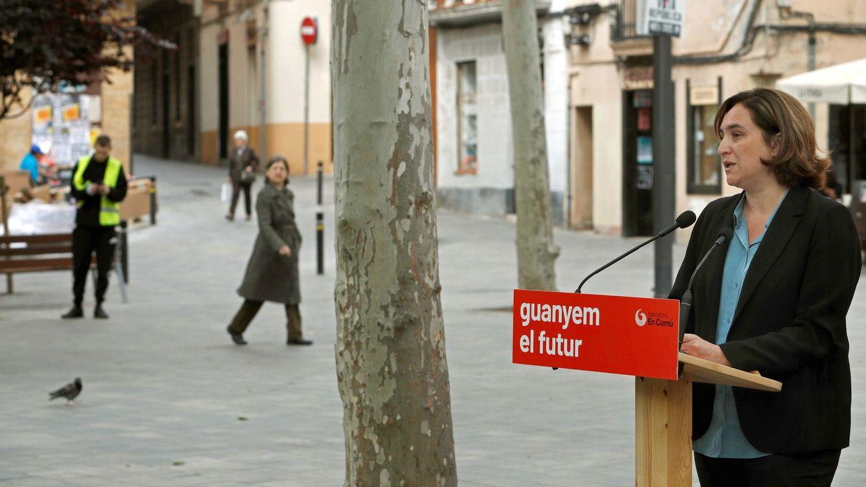 Empate técnico entre Colau y Maragall (ERC) en Barcelona: sin pactos no habrá gobierno
