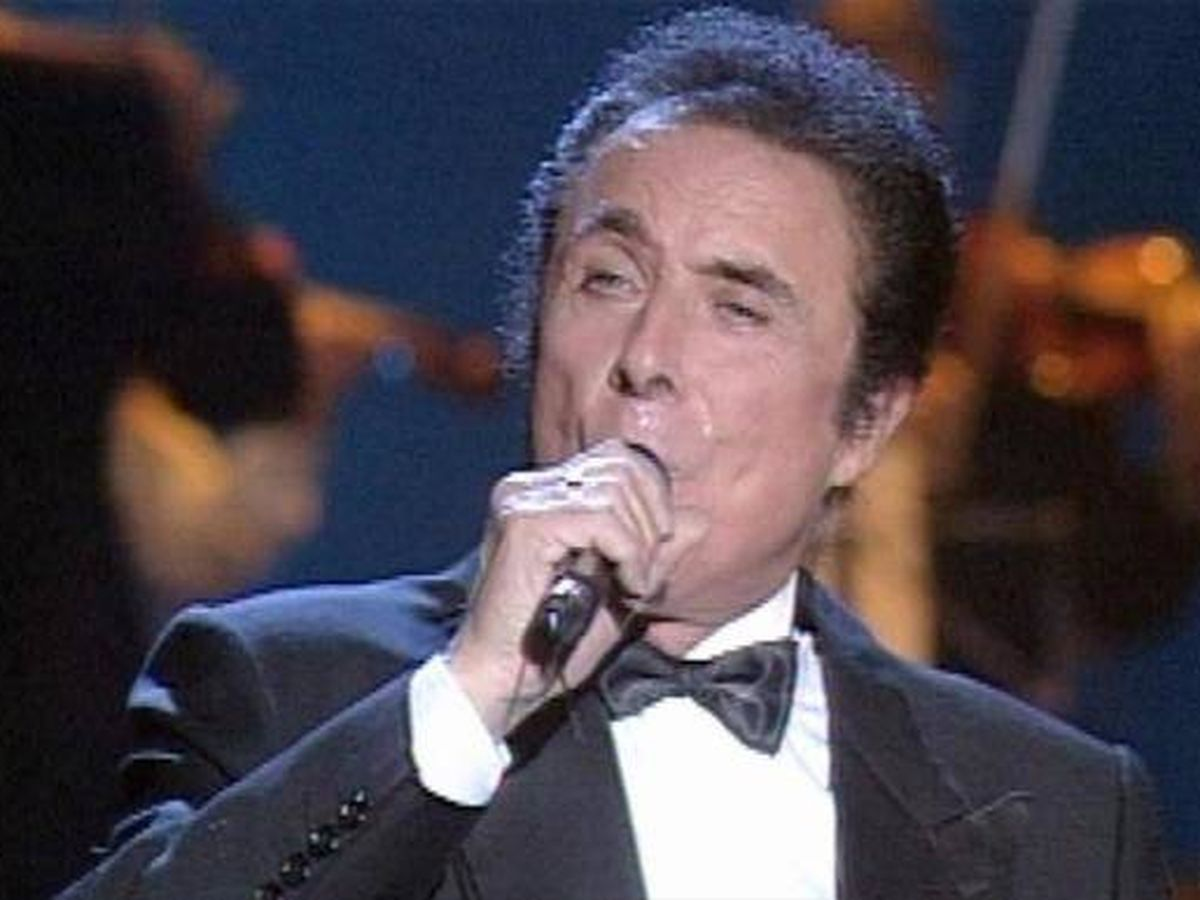 Foto: El Príncipe Gitano, en una de sus actuaciones. (RTVE)