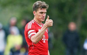 El mayor de los Schweinsteiger que quiere triunfar en el filial del Bayern