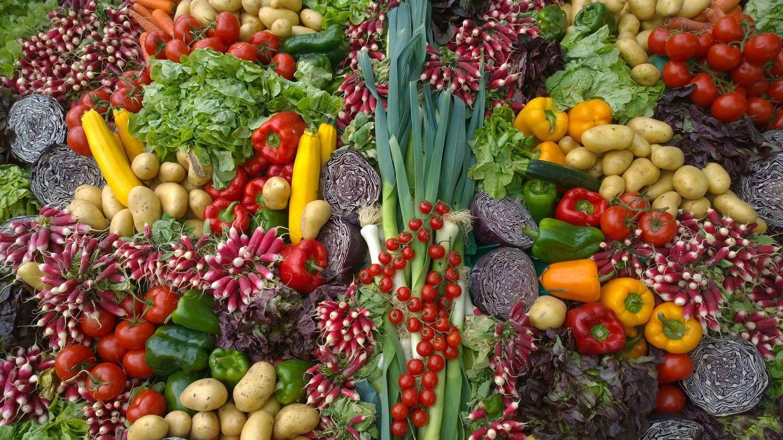 Frutas y verduras se convirtieron en el epicentro de su dieta (Unsplash)
