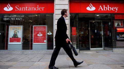 El Brexit pasa factura a Santander:  encadena cinco semestres de frenazo