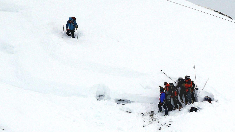 Al menos cuatro esquiadores muertos por una avalancha en los Alpes franceses