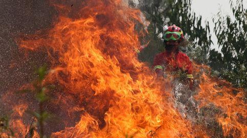 La empresa española que bate récords y Portugal abrasada por las llamas: el día en fotos