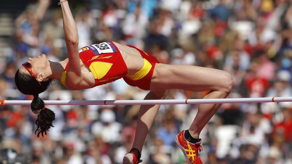 Ruth Beitia, bronce en los Juegos de Londres 2012 por dopaje de una atleta rusa