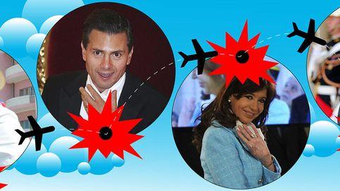 Manuel Valls y otros tres usos de aviones presidenciales