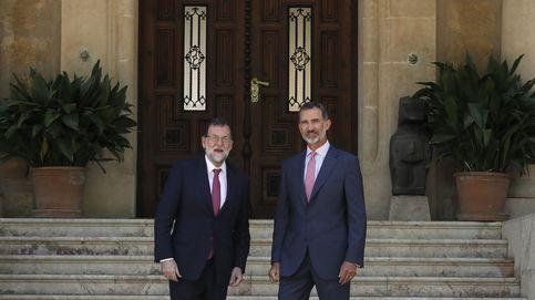 'Procés': el Rey ordena preparar Zarzuela desde el miércoles por si debe ver a Rajoy