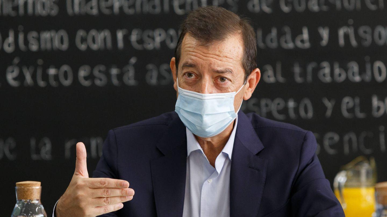 Carlos Torres, director de Organización y Procesos de CaixaBank.