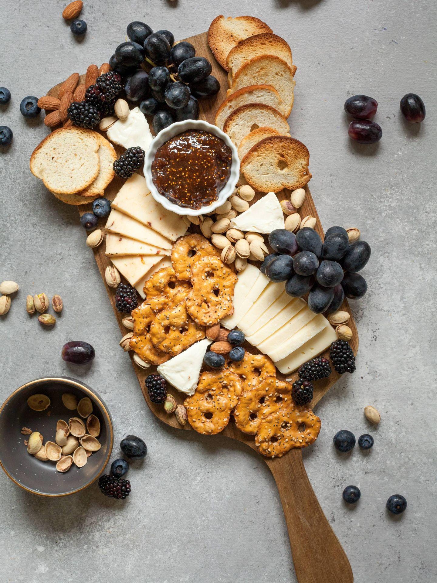 Adelgaza incluyendo los pistachos en tu dieta. (Lindsay Moe para Unsplash)