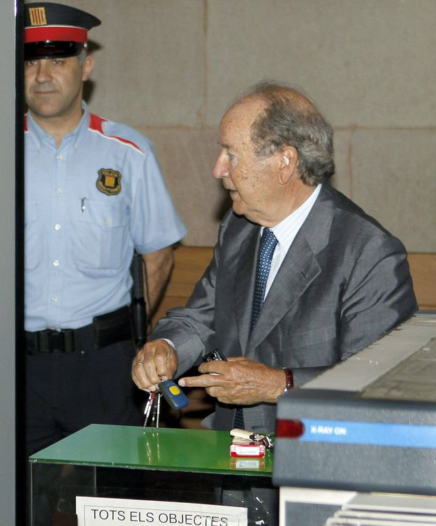 Foto: José Luis Núñez, en 2011. (EFE)