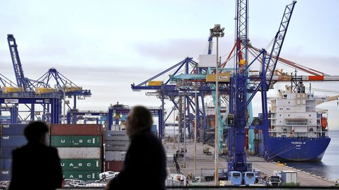 El retorno de China y los barcos de India llevan el puerto de Valencia a cifras históricas