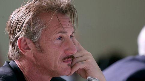 El enfado de Sean Penn por no recaudar suficiente dinero para Haití