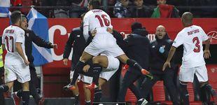 Post de Solo un Sevilla que quiere ser campeón puede tumbar al Madrid más sólido