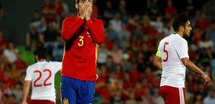 Post de Georgia hace que España viaje a Francia con las peores sensaciones posibles