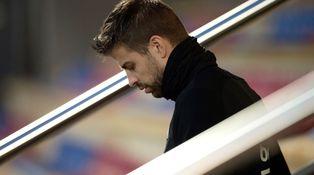 El fango de Piqué y el Espanyol