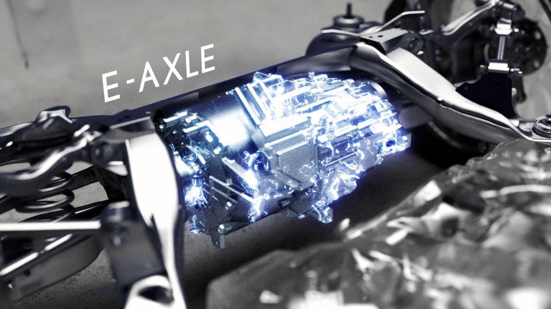 Lexus está desarrollando el innovador sistema de tracción Direct4 para su instalación en los nuevos coches eléctricos.