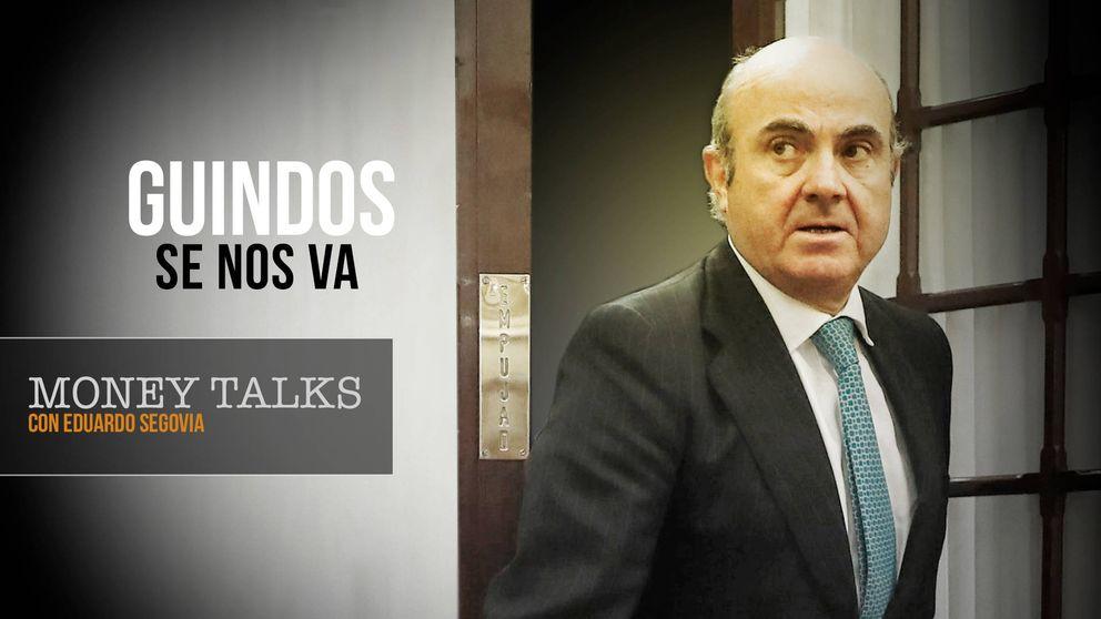 Luis de Guindos se va al BCE: ¿Su gestión ha sido buena o mala?