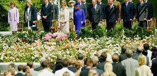 Post de La fuente de Lady Di cumple 16 años: críticas, coste y lo que dijo Isabel II sobre Diana ese día