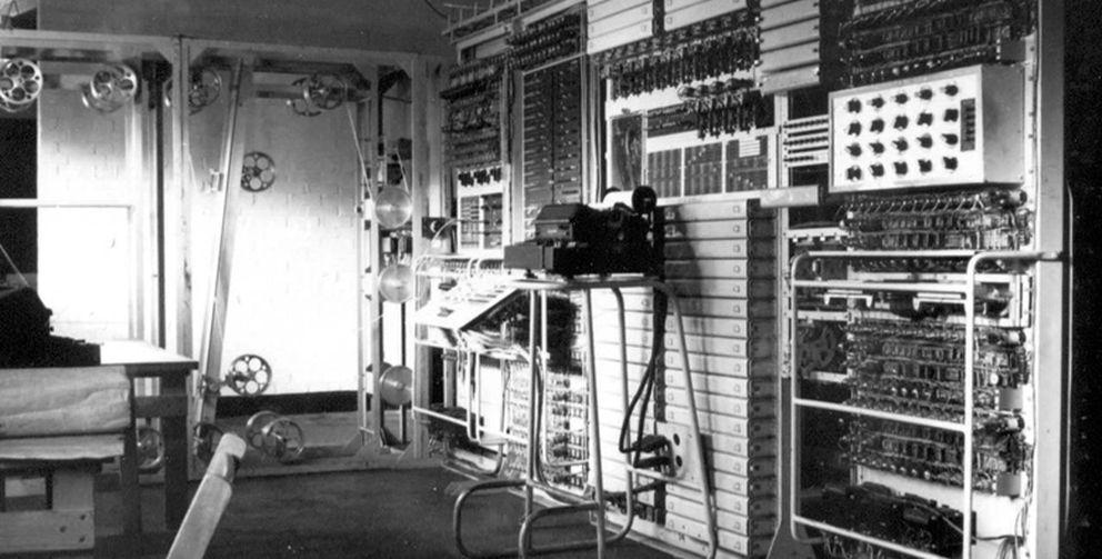 Colossus, un ordenador vital para derrotar a Hitler
