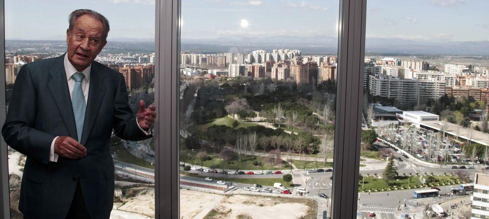 Foto: Juan Miguel Villar Mir, presidente de OHL (Reuters)