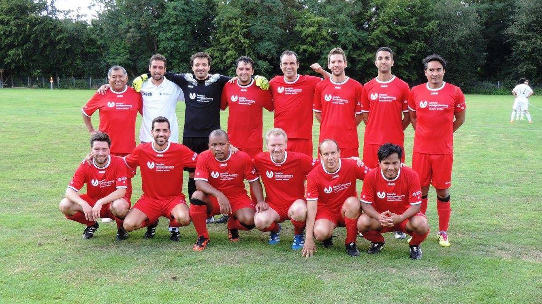 Foto: Formación del Español de Braunschweig CF (Foto: Español de Braunschweig Club de Fútbol e.V.)