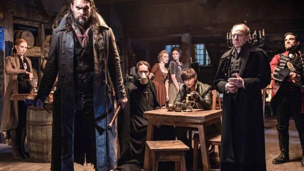 Jason Momoa protagoniza el tráiler de la segunda temporada de 'Frontera'