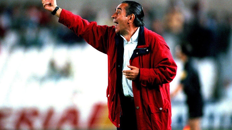Fallece Nando Yosu, leyenda del Racing de Santander que evitó cuatro descensos
