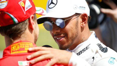 Mercedes tiene preparado dar un estacazo para borrar la sonrisa a Vettel