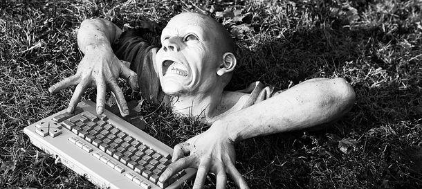 Foto: Twitter está lleno de zombis