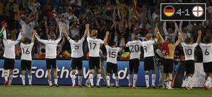 Foto: Ni el clamoroso fallo arbitral impide que Alemania sea la gran favorita