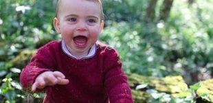 Post de Louis de Cambridge, el príncipe 'destronado', cumple un año