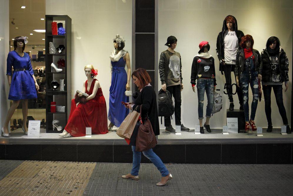 Foto: El 'Black Friday' es el fin de semana de mayores ventas de todo el año para muchas firmas. (Reuters)