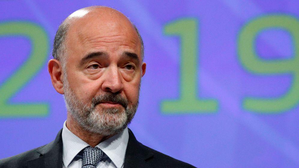 Foto: Pierre Moscovici, comisario de Asuntos Económicos y Financieros. (Reuters)