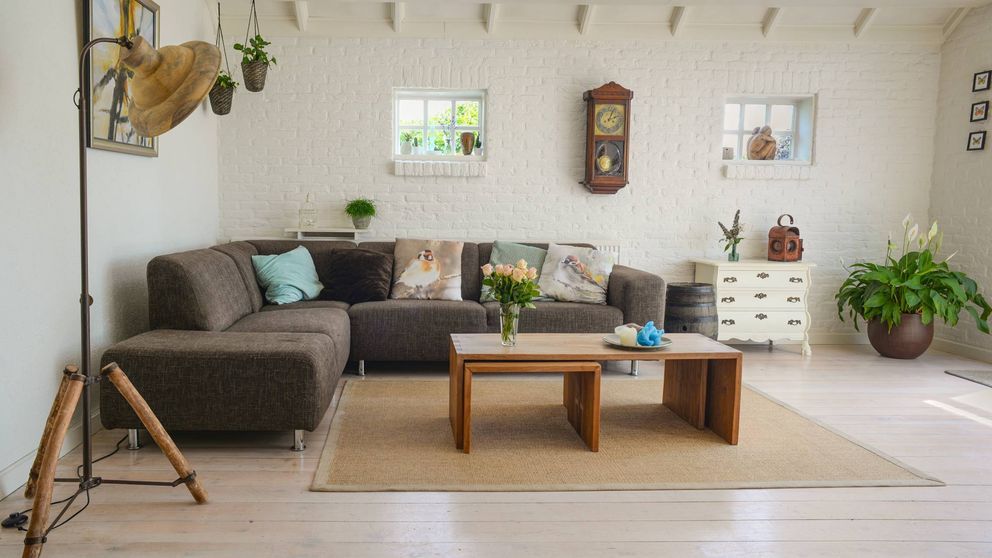 Cojines decorativos para camas, butacas y sofás en cualquier lugar de la casa