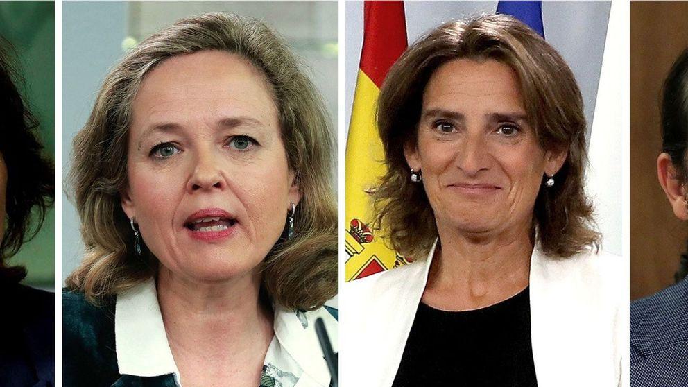 Sánchez tendrá 4 vicepresidencias, tres para mujeres del PSOE: Calvo, Calviño y Ribera