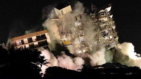 Suben a 46 los muertos por el derrumbe del edificio en Miami tras hallar 10 cuerpos más
