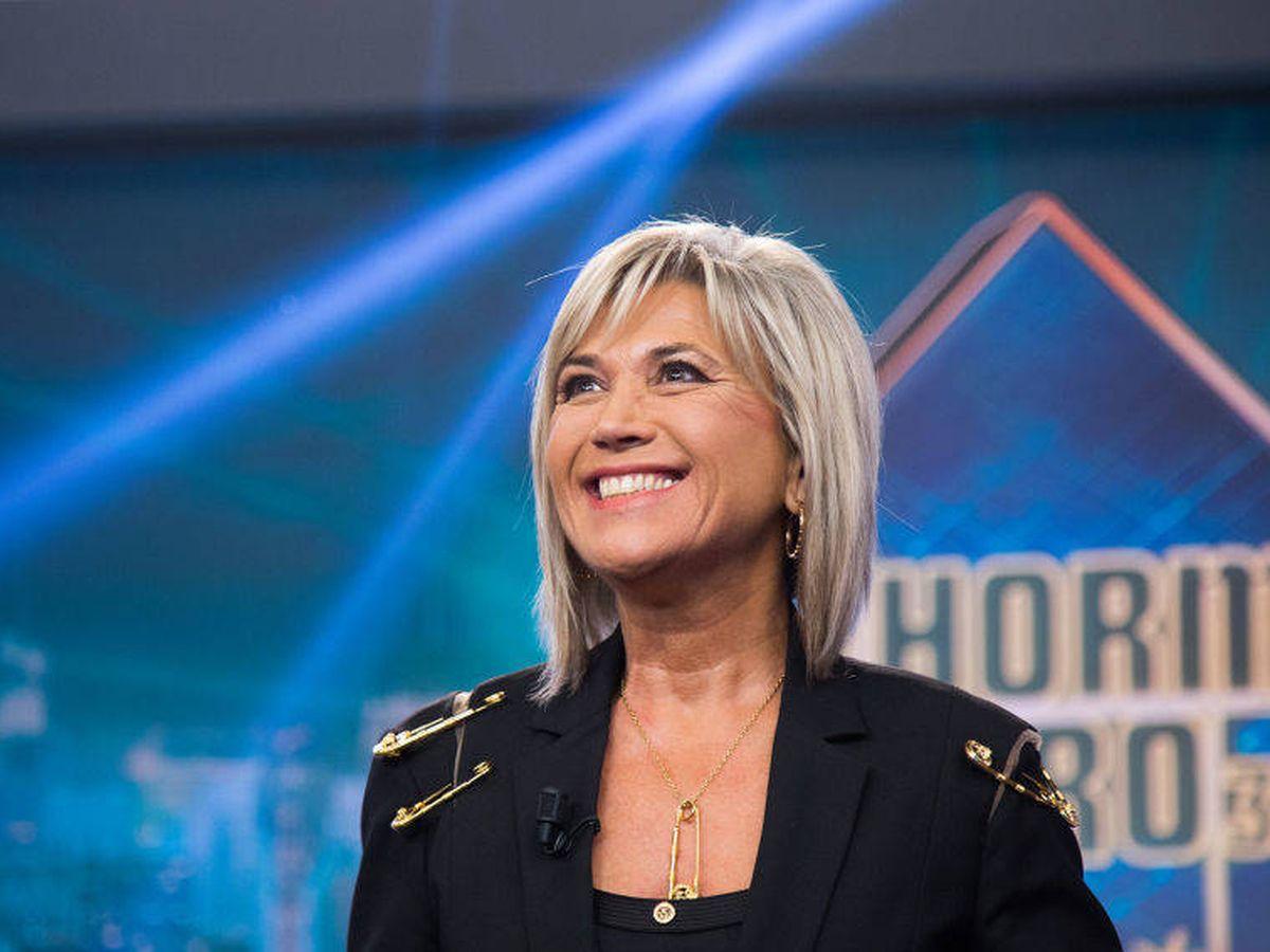 Foto: Julia Otero, en 'El Hormiguero'. (Atresmedia)