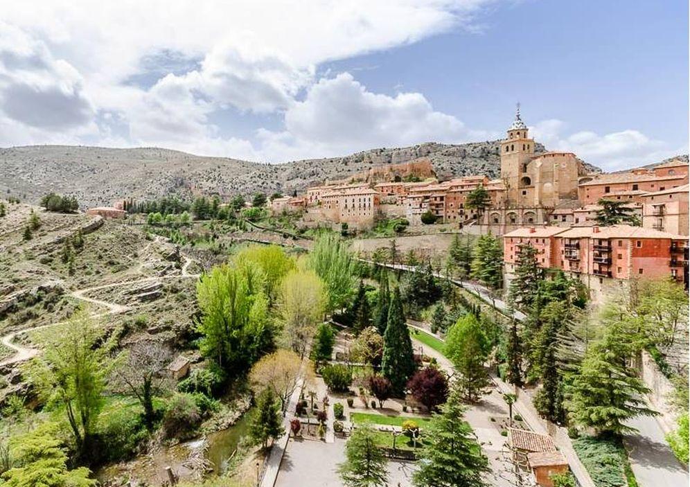 Foto: Albarracín es francamente de película. (Cortesía Hotel Albarracín)