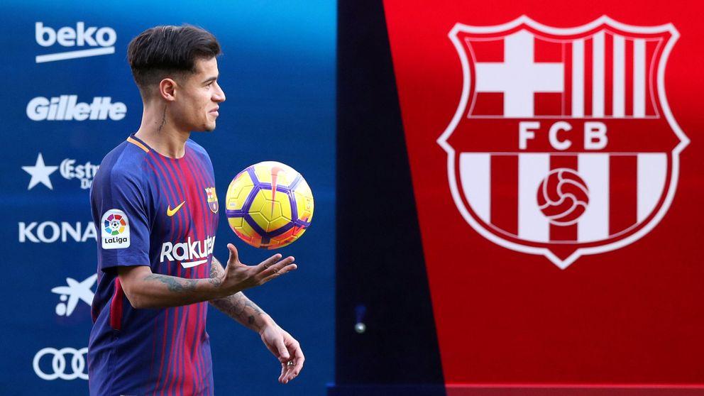 Los números de Coutinho: el Barça pide un préstamo bancario para ficharlo a plazos