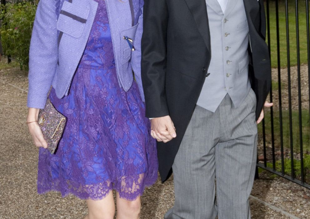 Kate y Pippa Middleton, de boda