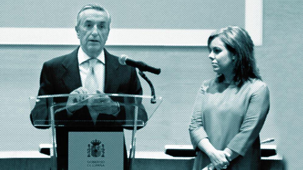 Foto: Los 'Intocables' de Marín Quemada y sus armas de destrucción masiva