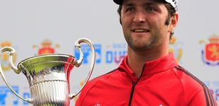 Post de Jon Rahm y el efecto de su éxito en el golf español: